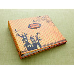 Making Memories - Toil and Trouble Collection - Halloween - 8 x 8 Album
