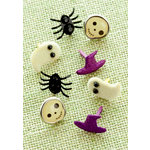 Making Memories - Toil and Trouble Collection - Halloween - Brad Combo Pack, CLEARANCE