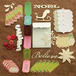 Making Memories - Noel Collection - Christmas - Findings Kit
