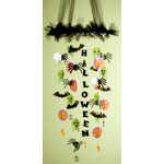 Making Memories - Toil and Trouble Collection - Halloween - Chandelier Garland Kit