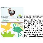 Making Memories - Slice Design Card - Aviary