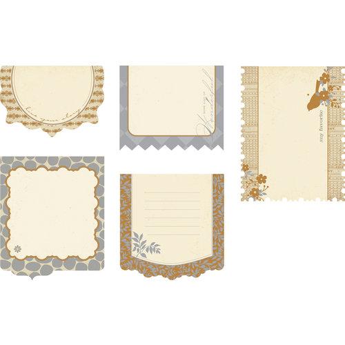 Making Memories - Paper Reverie Collection - Spiral Journaling Book - Metallique
