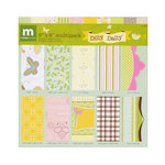 Making Memories - Dilly Dally Collection - 8 x 8 Specialty Paper Pack