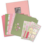 Making Memories - 9x9 Album Kit - Kate, CLEARANCE