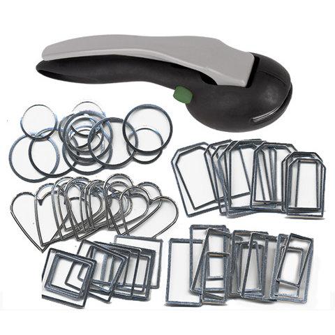 Making Memories - Tag Maker Tool Kit - With Rims