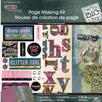 Me and My Big Ideas - Urban Bling - Page Making Kit - Girlfriends