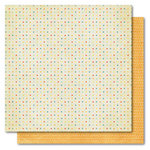 My Mind's Eye - Alphabet Soup Collection - 12 x 12 Double Sided Paper - Star Bright Boy, CLEARANCE