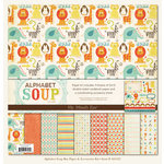 My Mind's Eye - Alphabet Soup Collection - Paper Kit - Boy, CLEARANCE