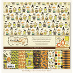 My Mind's Eye - Blackbird Collection - Halloween - Paper Kit, CLEARANCE
