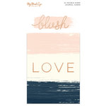 My Minds Eye - Blush Collection - Journal Cards