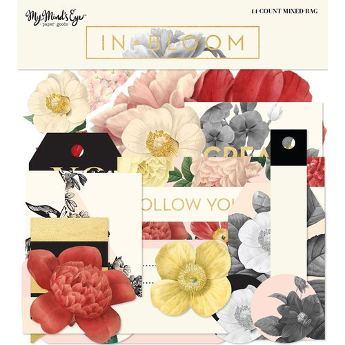 My Minds Eye - In Bloom Collection - Mixed Bag