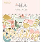 My Mind's Eye - Bliss Collection - Mixed Bag with Foil Accents