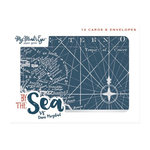 My Minds Eye - By the Sea Collection - Card Set