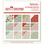 My Minds Eye - Cozy Christmas Collection - 6 x 6 Paper Pad