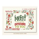 My Minds Eye - Cozy Christmas Collection - Card Set