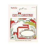 My Minds Eye - Cozy Christmas Collection - Gift Tags