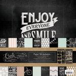 My Mind's Eye - Chalk Studio Collection - 12 x 12 Paper Kit