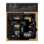 My Mind's Eye - Chalk Studio Collection - Decorative Frames