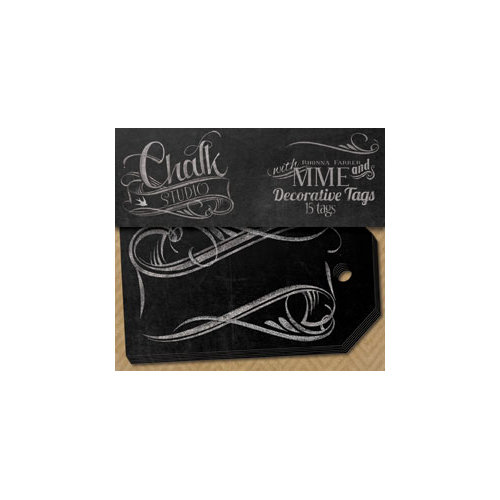 My Mind's Eye - Chalk Studio Collection - Tags