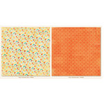 My Mind's Eye - Collectable Collection - Notable - 12 x 12 Double Sided Paper - Reminder - Memo