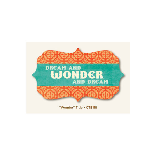 My Mind's Eye - Collectable Collection - Notable - Title - Wonder