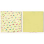 My Mind's Eye - Collectable Collection - Memorable - 12 x 12 Double Sided Paper - Gathering
