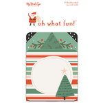 My Minds Eye - Oh What Fun Collection - Christmas - Journal Cards