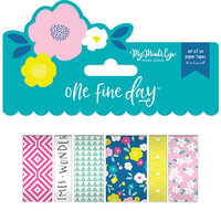 My Minds Eye - One Fine Day Collection - Washi Tape