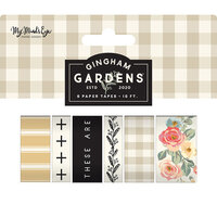 My Minds Eye - Gingham Gardens Collection - Washi Tape