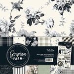 My Minds Eye - Gingham Farms Collection - 12 x 12 Collection Pack
