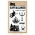 My Mind's Eye - Haunted Collection - Clear Acrylic Stamps, CLEARANCE