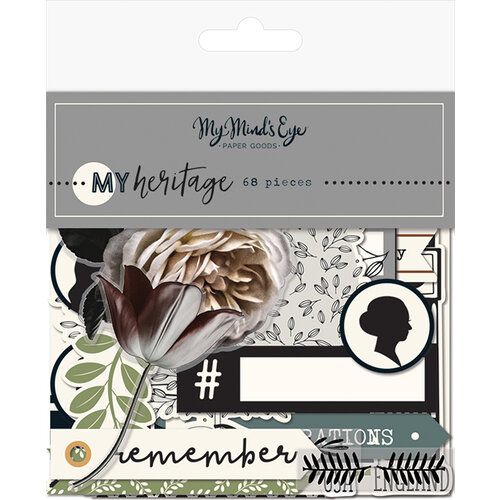 My Minds Eye - My Heritage Collection - Mixed Bag