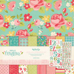 My Minds Eye - Hello Gorgeous Collection - 12 x 12 Paper and Accessories Kit