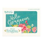 My Minds Eye - Hello Gorgeous Collection - Card Set