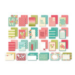 My Minds Eye - Hello Gorgeous Collection - Journal Cards