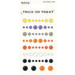 My Minds Eye - Trick or Treat Collection - Halloween - Enamel Dots