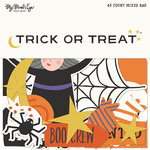 My Minds Eye - Trick or Treat Collection - Halloween - Mixed Bag