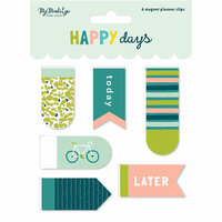 My Mind's Eye - Happy Days Collection - Magnetic Clips
