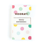 My Minds Eye - Hooray Collection - Mini Notebooks