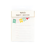 My Minds Eye - Hooray Collection - Invites