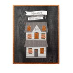 My Mind's Eye - Halloween Collection - Standing Art - Haunted House