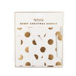My Minds Eye - Holiday Collection - Letter Banner - Merry Christmas