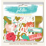 My Mind's Eye - Jubilee Collection - Mint Julep - Mixed Bag - Beautiful