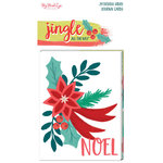 My Minds Eye - Jingle All the Way Collection - Christmas - Journal Cards