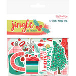 My Minds Eye - Jingle All the Way Collection - Christmas - Mixed Bag