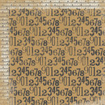 My Mind's Eye - Kraft Funday Collection - Everyday Fun - 12 x 12 Double Sided Kraft Paper - Good Measure