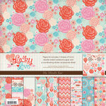 My Mind's Eye - Lucky in Love Collection - 12 x 12 Paper Kit