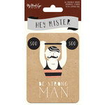 My Minds Eye - Hey Mister Collection - Journal Cards