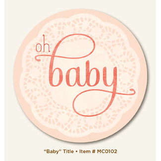 My Mind's Eye - Miss Caroline Collection - Howdy Doody - Title - Baby