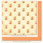 My Mind's Eye - Miss Caroline Collection - Howdy Doody - 12 x 12 Double Sided Paper - Lovely Mums